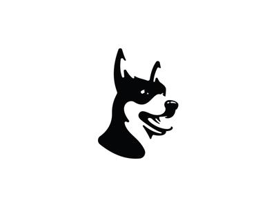 Happy dog dogs dog logo dog logo design animal logo