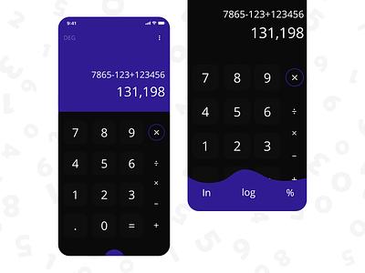 Calculator calculator ui calculator ui app uxdesign uiuxdesign