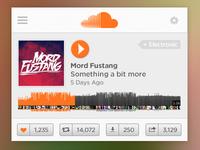 Soundcloud Widget