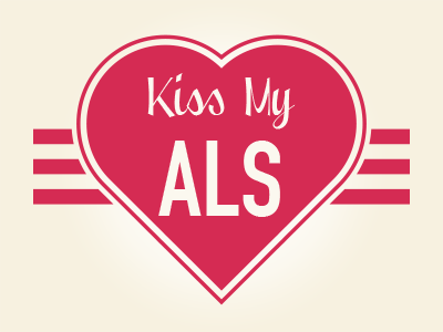 Kiss My ALS als als foundation icebcucketchallenge logo