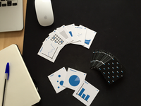 UX cards and dataviz