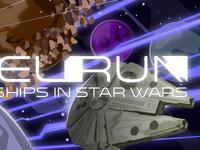 Star Wars Kessel Run Infographic
