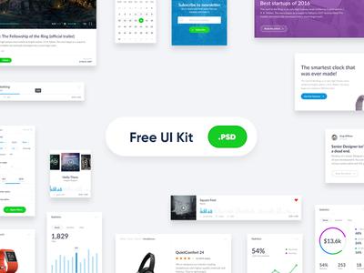 Free UI Kit