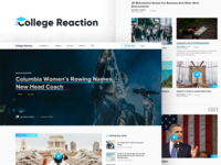 College Reaction News Portal