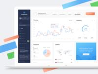 GoSquared - Redesign