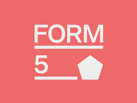 Form5 logo