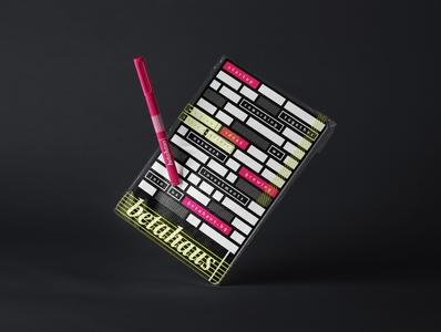 betahaus | sofia rebrand notebook