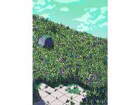 Isometric Garden