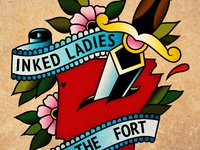 Inked Ladies of the Fort