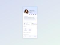 User Profile - Daily UI 006