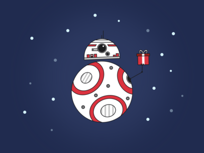 May the holidays be with you :)