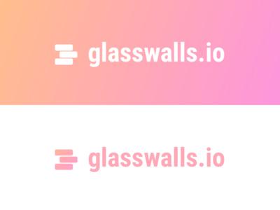 glasswalls wall glass bricks gradient clean analytics startup glasswalls