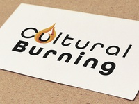 Cultural Burning logo