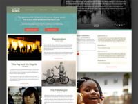 Exactly1000Words web redesign