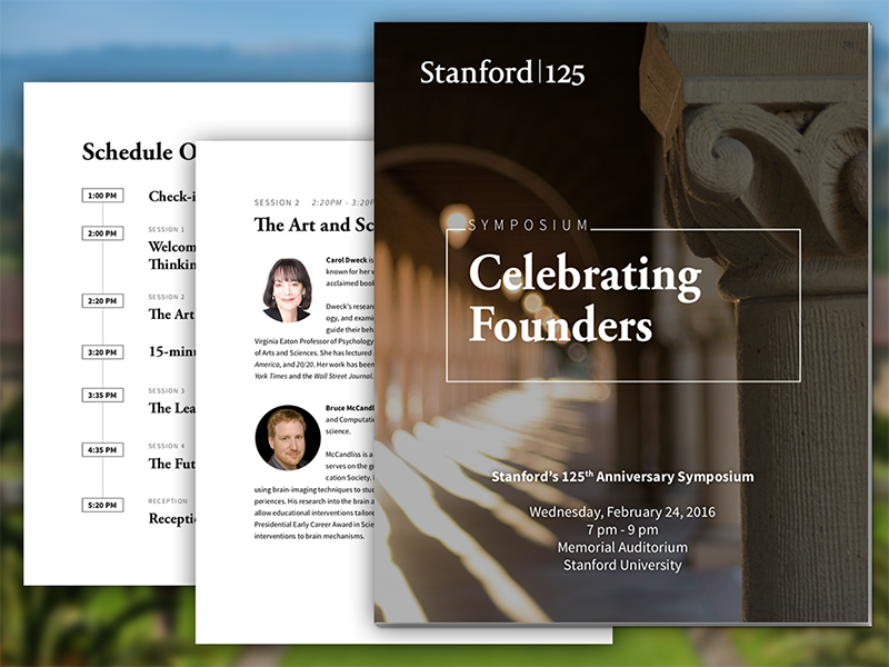 125 founders symposium