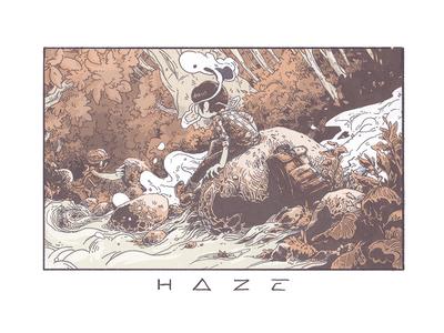 Haze Titlecard