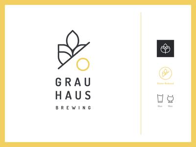 Grau Haus branding 1.1