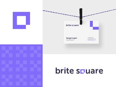 Identity design for a tech company
