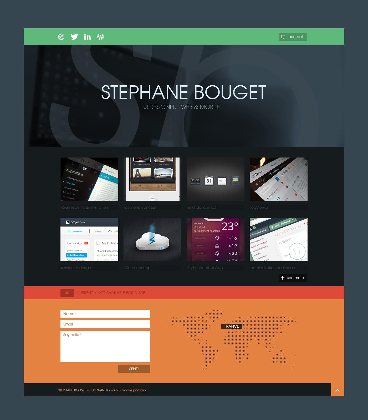 Stephane bouget portfolio 2013 big