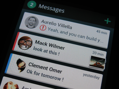 Messaging app message sms mms app contact