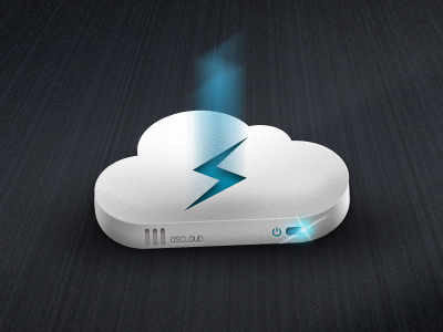cloud icon cloud icon light shadow power blue on off grid france
