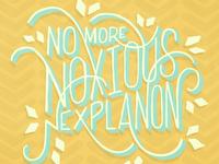 No More Nexplanon