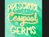 Monday Momtra- Preschool is a cesspool