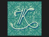 36 days of Type- K