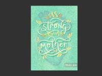 Monday Momtras - strength