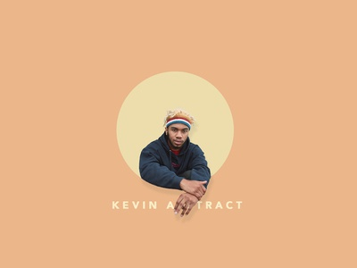 Kevin Abstract Album Cover