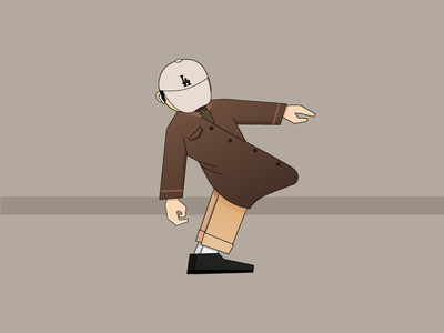 man illustrator