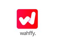 Wahffy logo