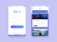 Sign Up   DailyUI #001