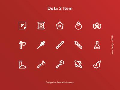 Dota 2 Items - Freebies Icon