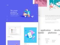 Netrix Homepage