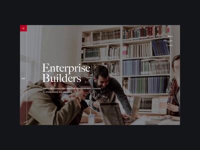Skube Website Concept 2 branding consulting marketing enterprise interaction motion illustrations animation ui ux website productdesign