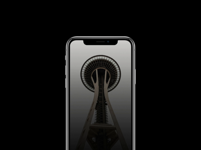 Space Needle Redesign exsplore app design scroll experience entertainment travel splash navigation home screen space needle design motion animation ui ux android ios mobile application app