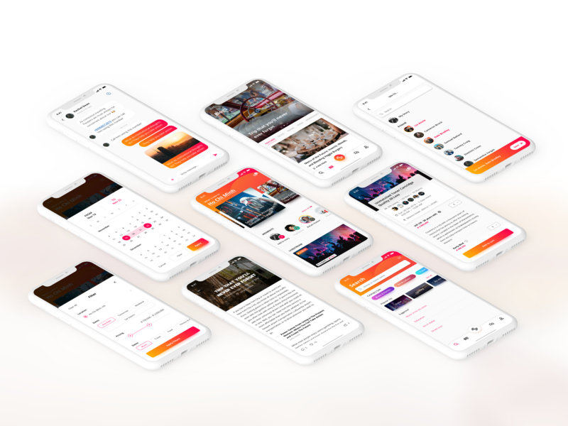 Overview App