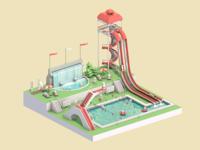 Waterpark Three