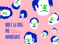 Paolo Sorrentino. Non è la cosa più importante. 2018