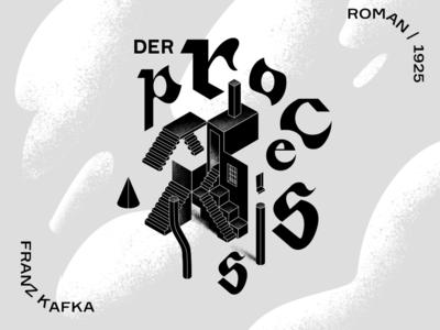 Franz Kafka. Der Process. 1925