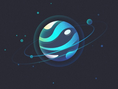 Planet-Neptune universe planets planet