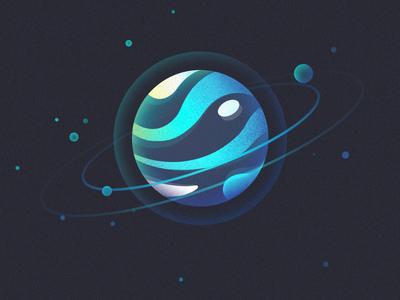 Planet-Neptune universe planets planet
