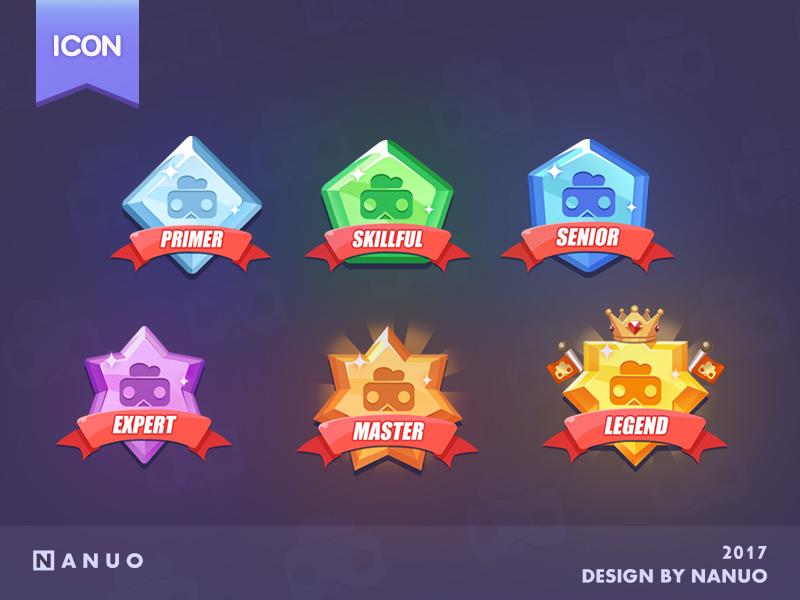 Game Icon Design toys netease gameui interface icon ui gui game design