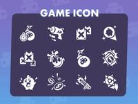 Game Icon Design ui toys netease interface icon gui gameui game design