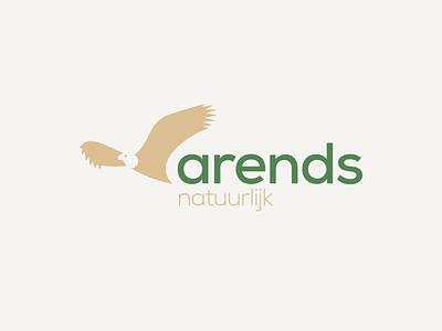 Arends Natuurlijk identity branding design logo