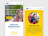 NS-Business Card - ZZP Campaign