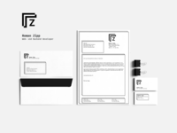 Branding Roman Zipp Web- und Backend Developer
