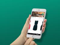 Wardrobe Planner App Concept