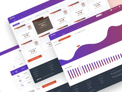 FoxEntry application web  design design sketch flat clear figma uidesign uiux ui webdesign app design webapp app